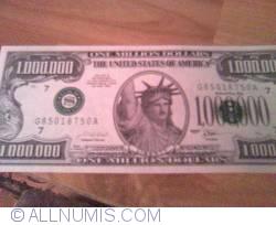 Imaginea #1 a 1.000.000 Dolari 2001