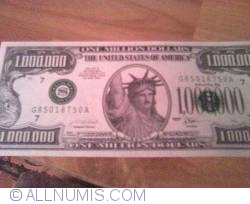 Image #1 of 1.000.000 Dollars 2001