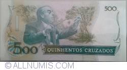 Image #2 of 500 Cruzados ND (1987)