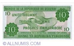 Image #1 of 10 Francs 2005 (5. II.)