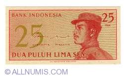 Image #1 of 25 sen 1964