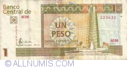 Image #1 of 1 Peso Convertible 2007