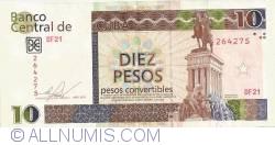 Imaginea #1 a 10 Pesos convertibles 2011