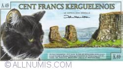 Imaginea #2 a 100 Franci 2012 (2. I.)
