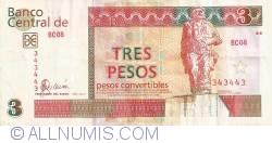 3 Pesos Convertibles 2007