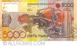 5000 Tenge 2006