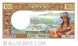 Image #1 of 100 Francs ND(1971)