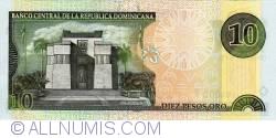 Imaginea #2 a 10 Pesos Oro 2000 - 1