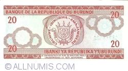 Image #2 of 20 Francs 2001 (1. VIII.)
