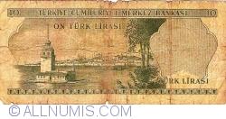 Image #2 of 10 Lira L. 1930 (4. VII. 1966) - 1