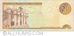 Imaginea #2 a 20 Pesos Oro 2000