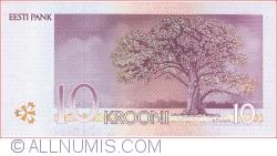 Imaginea #2 a 10 Krooni 1994 (1997)