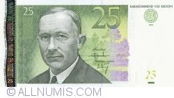 Imaginea #1 a 25 Krooni 2002