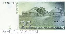 Imaginea #2 a 25 Krooni 2002