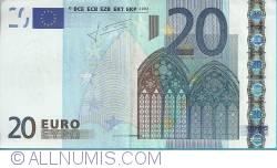 Imaginea #1 a 20 Euro 2002 T (Irlanda)