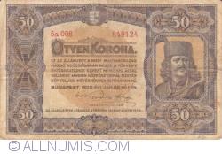Imaginea #1 a 50 Coroane 1920 (1. I.)