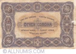 Imaginea #2 a 50 Coroane 1920 (1. I.)