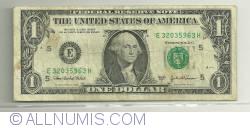 1 Dollar 2003A - E