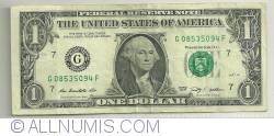 Image #1 of 1 Dollar 2009 - G