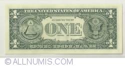1 Dollar 2009 - H