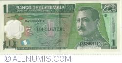 Image #1 of 1 Quetzal 2011 (23. XI.)