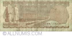 20 Lira L.1970 (1979) - signatures Hakkı AYDINOĞLU, Tanju POLATKAN