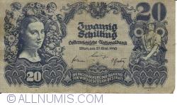 Image #1 of 20 Schilling 1945 (29. V.)