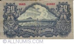 20 Schilling 1945 (29. V.)