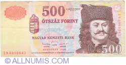 Imaginea #1 a 500 Forint 1998