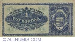 Imaginea #2 a 1 Coroană 1920