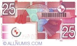 Image #2 of 25 Gulden 1989 (5. IV.)