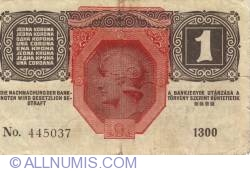 Image #1 of 1 Krone 1916 (1. XII.)