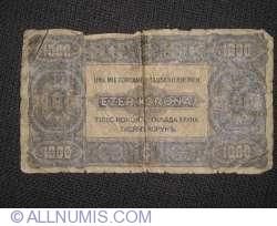 Imaginea #2 a 1000 Coroane 1923