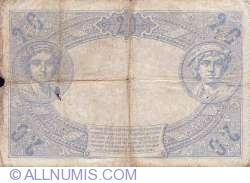 Image #2 of 20 Francs 1874 (7. VII.)