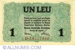 1 Leu 1917