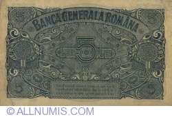 5 Lei 1917