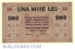 1000 Lei 1917