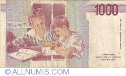 Image #2 of 1,000 Lire 1990