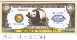Image #1 of 1,000,000 - 2004 - Giant Panda