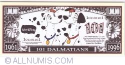Image #1 of 1,000,000 - 101 Dalmatians