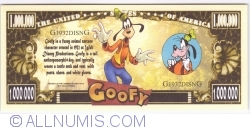 Image #1 of 1,000,000 Dollars - Goofy