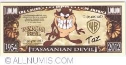 Image #1 of 1,000,000 - Tasmanian Devil