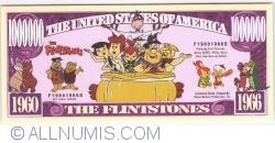 Image #1 of 1 000 000 Bedrock Dollars - The Flintstones