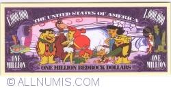 Image #2 of 1 000 000 Bedrock Dollars - The Flintstones
