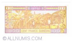 Image #2 of 100 Francs 2012