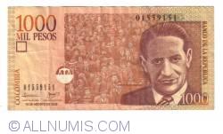 Imaginea #1 a 1000 Pesos 2009 (18. VIII.)