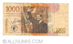 Imaginea #2 a 1000 Pesos 2009 (18. VIII.)