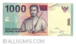 Image #1 of 1000 Rupiah 2000/2007