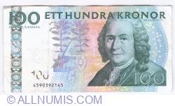 100 Kronor (201)4