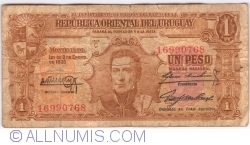 Image #1 of 1 Peso L.1939 - Serie C